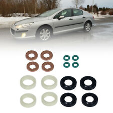 Fuel Injector Seal Washer O-ring Kit 1.6 For Peugeot Citroen Ford Focus Diesel