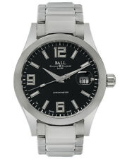 BALL ENGINEER II PIONEER CHRONOMETER 40MM BLACK AUTOMATIC MEN'S WATCH $2,499