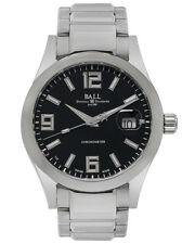 Ball Engineer II Pioneer Chronometer Automatic Men's Watch - NM2026C-S4CAJ-BK