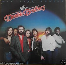 The Doobie Brothers One Step Closer 1980 Vinyl LP Warner Bros. Records HS 3452