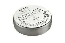 377 Watch Battery also for toys calculator 0% MERCURY SR622SW Silver 1.55 Volt