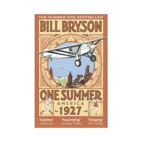 One Summer by Bill Bryson (author)