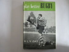 Good - Play Better Rugby. With plates (Play Better Books.) - Harold Lindsay Vern