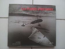 Olivier Mériel / Jean Jacques Lerosier LES PLAGES d' HISTOIRES ( Débarquement)