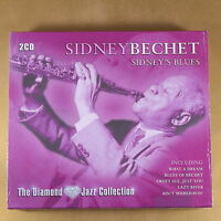 SIDNEY BECHET - SIDNEY'S BLUES - 2CD - 2005 PEGASUS - OTTIMO CD [AP-082]