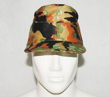 WW2 GERMAN LEIBERMUSTER CAMO FIELD CAP M -31207