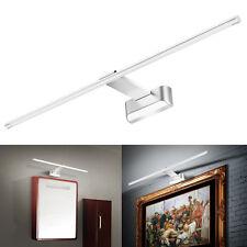 9W Blanco 48 SMD 2835 LED iluminación frontal de pared de imágenes de luz Espejo Lámpara de Baño