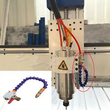 Mist Coolant Lubrication Spray System For 8mm Air Pipe CNC Lathe Mill Drill ñ ´´