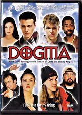 DOGMA. Zone 1, NTSC. Languages: English, French. Subtitled: Spanish.