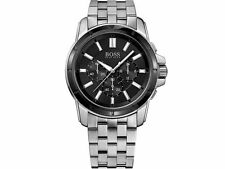 Hugo Boss 1512928 Herren Armbanduhr Chronograph Edelstahl  Men`s Watch UVP: 495€