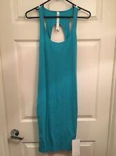 Lululemon Go For It Dress NWT 6 HSUR Heathered Surge (Turquoise Color)