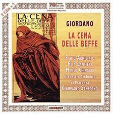 Giordano: La Cena Delle Beffe, New Music