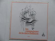 LES COMPAGNONS DE LA CLAIRE FONTAINE Vol 2 Chants et danses des pays d Ouest