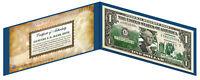 ARIZONA State $1 Bill *Genuine Legal Tender* U.S. One-Dollar Currency *Green*