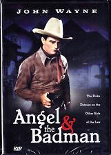 Angel and the Badman (DVD, 2001) John Wayne New