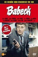 """HERBERT REINECKER """"BABECK"""" DVD NEU"""