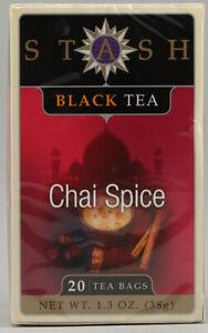 Chai Spice Black Tea by Stash, 20 tea bag