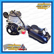 GO KART 125CC WATERCOOLED ELECTRIC START ENGINE FIREBALL BY PRD FULL PACKAGE