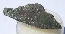 New listing 5.582 gram end cut Tassedet 004 Niger Melt Tchifaddine Meteorite H5 melt breccia