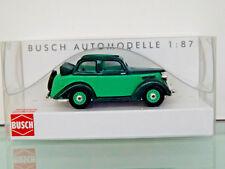 Busch 41205 H0 1:87 Ford Eifel '35 Cabrio» Verde «Nuovo in Scatola Originale
