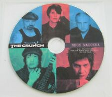 The Crunch (Band) - Neon Madonna 100% Official Promo CD