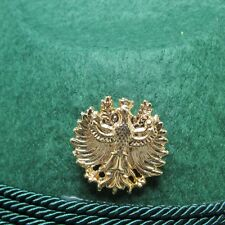 Imperial Eagle German Gold Toned Oktoberfest/Military Hat Pin