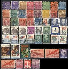 USA  21 used  50 Old Different stamps