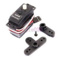 Steering 6KG E6001 For HSP RC 1/10 1/8  Model Car Buggy Spare Parts