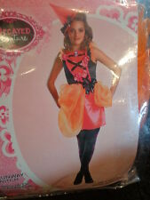 NWT NIP Girls Size 5 6 7 Disguise Runway Witch Decayed Couture