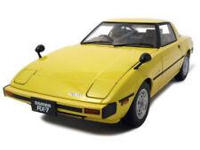MAZDA RX-7 (SA) SAVANNA SPARK YELLOW 1:18 DIECAST MODEL CAR BY AUTOART 75983