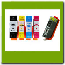 5PK Compatible HP 564XL Ink Cartridge Combo Set BK/C/M  Photosmart 7510 6350