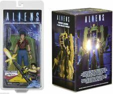 Aliens Ripley + Mini Comic Kenner tribute EXCLUSIVE + Powerloader Neca Figure