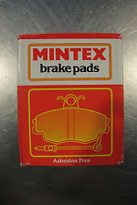 NEW MINTEX MDB1421AF BRAKE PADS KIT FOR ISUZU 1987-1991