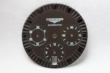 Reloj de Pulsera con Cronógrafo Automático Longines Negro Dial - 29mm nos