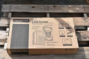 Siemens SN3048B1100 Main Breaker Load Center 100 Amp Enclosure