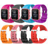Replacement Silicone Watch Strap Wrist band for Polar M400 M430 Watchbands GPS