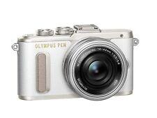 Olympus PEN E-PL8 mit 14-42 mm EZ B-Ware unter 500 Auslösungen weiß EPL8