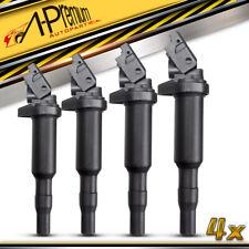 A-Premium 4x Ignition Coils Pack for BMW E81 E90 F20 F21 114i 125i 320i X1 X5