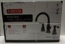 Delta Porter 35984LF-OB-ECO 2-Handle Lavatory Faucet in Oil Rubbed Bronze NEW
