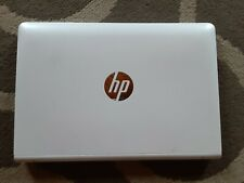 Hp Pavillion tablet with keyboard, white