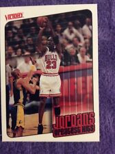 "🏀 1999 MICHAEL JORDAN VICTORY ""JORDAN'S GREATEST HITS"" #402 CHICAGO BULLS..MINT"