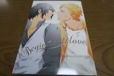 NARUTO yaoi doujinshi Naruto X Sasuke anthology (A5 174pages) Begin, adxlt love