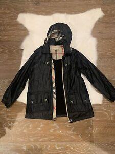 burberry children jacket