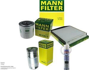 Mann-Filter + Liqui Moly Air Für Volvo V70