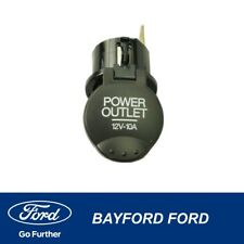 GENUINE FORD FALCON FG FG MK2 & TERRITORY AUXILIARY POWER POINT POWER SOCKET AUX