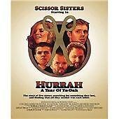 Scissor Sisters - Hurrah (A Year of Ta-Dah [Video]/+2DVD, 2007)