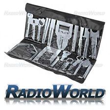 38 Piezas estéreo liberación retiro llaves Set Herramienta Cd Radio de Coche Se Conecta ct22uv03