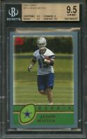 2003 topps #372 JASON WITTEN dallas cowboys rookie card BGS 9.5 (9.5 9 9.5 9.5)