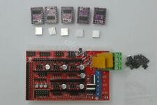 New 3D Printer Controller Kit RAMPS 1.4 Board + 5X DRV8825 Driver For RepRap