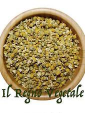 CAMOMILLA Fiori Interi PURI Superiori Qualità Extra 1 Kg Matricaria chamomilla